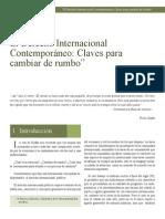 El Derecho Internacional Contemporaneo
