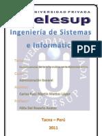 Monografia-Consecuencias de La Informatica en La Administracion