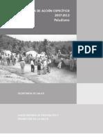 03 Programa Nacional de Paludismo