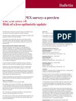 Westpac - Risk of a Less Optimistic Capex Survey (28 May 2013)
