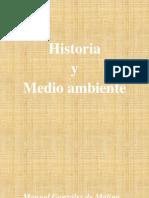 HU03 Historia Medio Ambiente