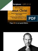 PDF Sermon Slides - (Luke 5.1-11)