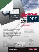 HeliCoil Aftermarket Kits Oxygen Sensor