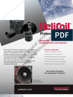 HeliCoil Primer Free II Inserts