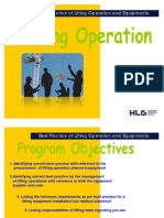 Best Practices of Lifting Operations and Equipment 22.06.11