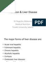 Nutrition & Liver Disease