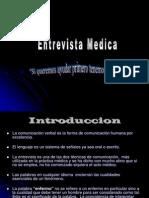 Entrevista e Historia Mèdica