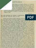 Antologia Revista de Filosofía UCR Vol.3 No.9