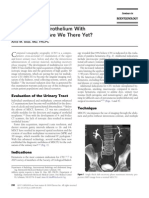 Evaluacion Del Urotelio Con UroTAC
