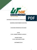2 Ecuaciones Diferencias IMI 2009 UTSOE Manual