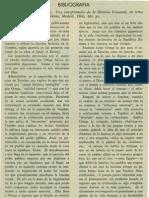 Bibliografia Revista de Filosofía UCR Vol.3 No.9