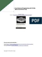 OCP 1Z0-146 Mock Assessment Test by Saurabh K. Gupta