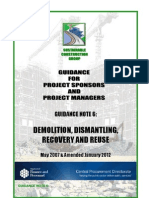 123638752 Demolition Method Statement
