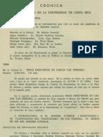 Cronica Revista de Filosofía UCR Vol.3 No.9