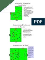 Conservacion Del Balon y Finalizacion a 2 o 3 Porterias