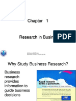 Chapter 1 - Introduction of BRM