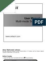 Multi ModeSoftwareG10 110627