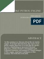 Six Stroke Petrol Engine PPT