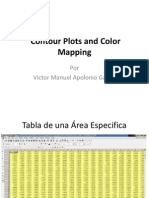 Contour Plots and Color Mapping