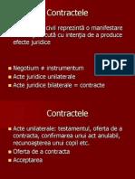 1 Curs Contracte