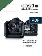 Canon EOS-1D Mark III White Paper