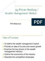 1Introduction to Global Wealth Management Private Banking