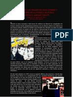 Bogotá 11 de agosto de 2012 Cumpleaños y homenaje a Gustavo Cerati, 3años en Coma