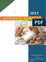 Priscila Mendoza Miranda Auditoria Desarrollo 5 A