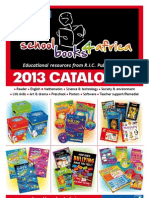 Schoolbooks 4 Africa Catalogue