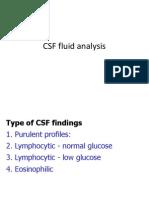 CSF Fluid Analysis[1]