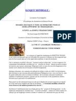 LE FMI ET LA BANQUE MONDIALE.docx