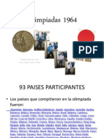 Olimpiadas 1964