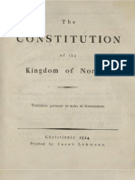 Constitution of Norway (1814)