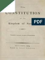 Constitution of Norway (1814)