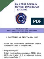 2012 INFORMASI POKJA IV TP PKK JABAR print.ppt