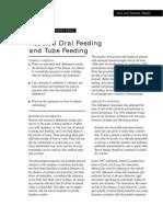 Oral Feeding