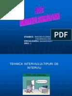 Proiect MRU