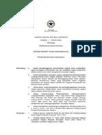 UU Nomor 1 Tahun 2004 -Perbendaharaan Negara