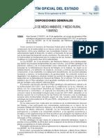 Real Decreto 1274 2011 Plan Estrategico Patrimonio Natural Biodiverdiad Tcm7-211974