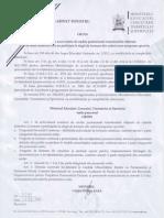 OMECTS 3299 2012 Credite Transferabile ID4554
