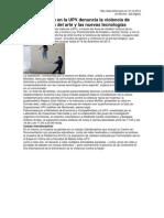 Dossier Prensa. In-Out House. Circuitos de género y violencia en la era tecnológica
