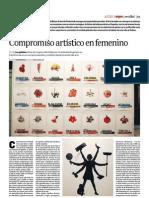 Prensa in-Out House. Sala-X, Universidad de Vigo