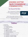 CFD Grid Postprocessing 2006