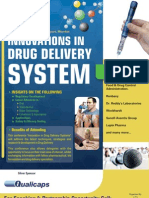 Innovations in Drug Delivery System