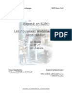 Materiaux Constructions