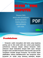 Troubleshooting Pada Komputer