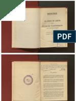 1951 - Scan 25 Anos Del Club de Cantineros