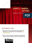 Cinema Through the Ages -The Private Cinema Company