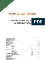 Methods of Costing II