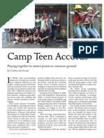 Camp Teen Accords